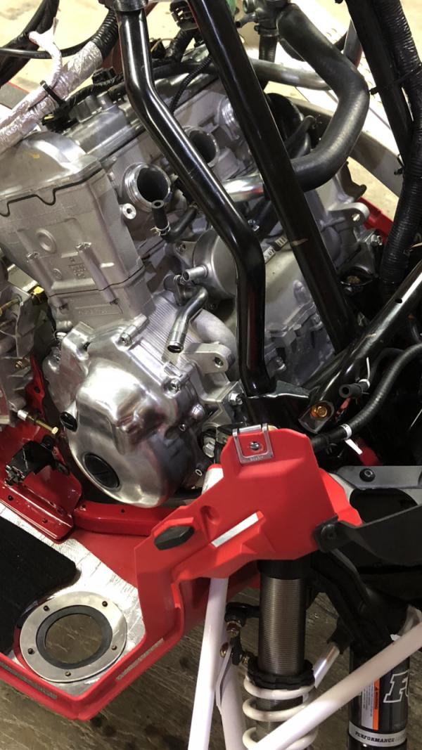 998 Pro Mod Engine Build